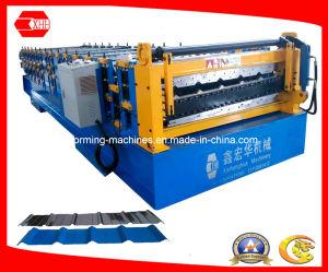 Yx20-860-1050/Yx12-900-1100 Double Layer Metal Panel Machine pictures & photos