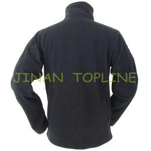 Men Full Zipper Micro Fleece Jacket pictures & photos