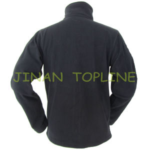Men Full Zipper Polar Fleece Jacket Micro Fleece pictures & photos