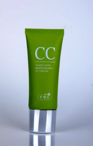Green Color Tube for Cleanser Packaging pictures & photos