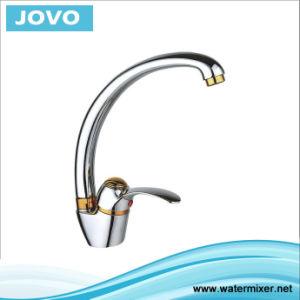 Sanitary Ware Single Handle Kitchen Mixere&Faucet Jv73709 pictures & photos
