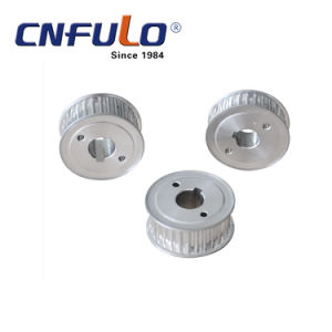 Timing Pulley with Flange, Aluminum Alloy, 45# Steel pictures & photos