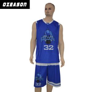 Fashionable Basketball Jersey Uniform Design pictures & photos