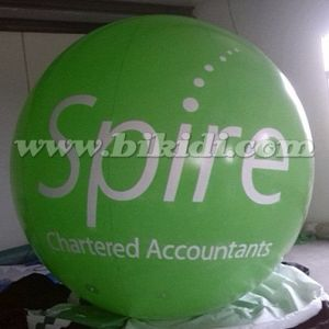 Giant Advertisng Inflatable Sphercial Helium Balloon, Flying Balloon Withcustom Logo K7192 pictures & photos