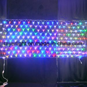 2016 Hot Sale Outdoor Commercial Christmas Decorations LED Net Light pictures & photos