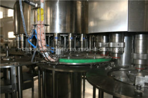Automatic Cooking Oil Bottle Filling Capping Machinery with Ce pictures & photos