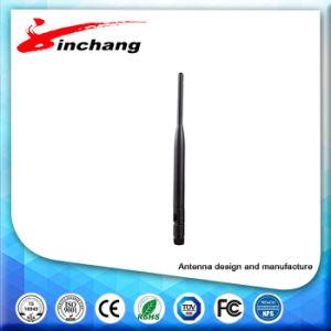 High Quality 2.1GHz~2.4GHz WLAN Swivel Rubber Antenna/External WiFi Antennas pictures & photos