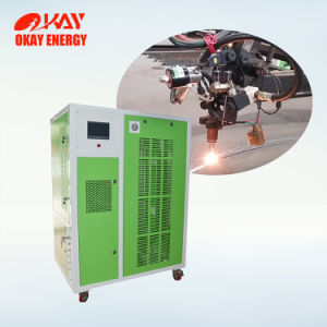Oxyhydrogen Flame Multi-Function Plasma Cutting Machine Welding Machine PF3500 pictures & photos