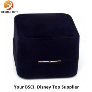 Black Cardboard Box Wholesale Paper Custom Jewelry Box pictures & photos