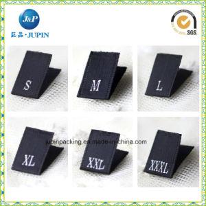 High Density Woven Label for Garment, Bag, Shoes (JP-CL027) pictures & photos