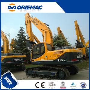 Cheap Hyundai 21 Ton Crawler Excavator 215LC-7 pictures & photos