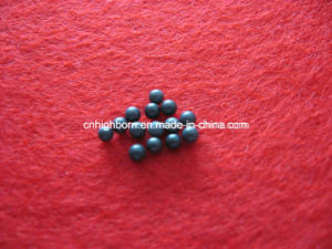 Wear Resistance Black Silicon Nitride Ceramic Grinding Ball pictures & photos