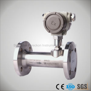 Natural Gas Turbine Flowmeter/Diesel Flowmeter/Flow Meter Manufactures (JH-LWQ) pictures & photos