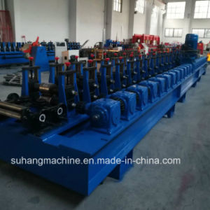 Slotted Steel Strut C Channel Machine with Following Cutting pictures & photos