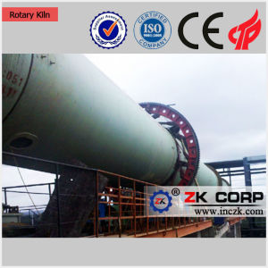 Ferrous Metal Mining Preheater Rotary Kiln for Lime pictures & photos
