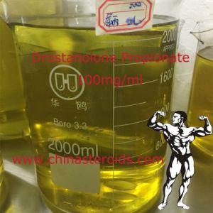 Masteron Semi-Finished Liquids Drostanolone Propionate 100mg/ml for Bodybuilding pictures & photos