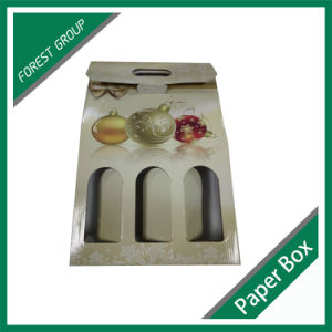 3 Pack Paper Packing Carrier (FP6064) pictures & photos