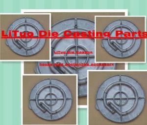Dongguan Precision Die Casting Zinc Office Appliance Stapler Parts pictures & photos
