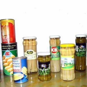 Canned Asparagus