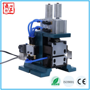 Cheap Price Semi Automatic Cable Stripping Machine pictures & photos