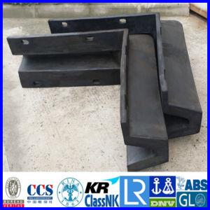 V Shape Rubber Fenders for Oil Jetty pictures & photos