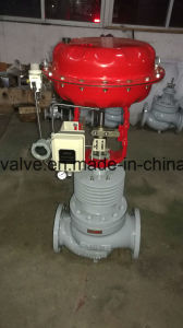 Pneumatic Diaphragm Control Valve with Top Hand Wheel pictures & photos