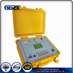 Water Cooled Generator Insulation Resistance Tester 25mA pictures & photos