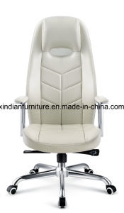 Modern Metal Swivel Leather Meeting Boss Chair for Office pictures & photos