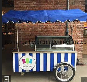 Togo Fruit Ice Cream Popsicle Africa Cart B4-12 pictures & photos