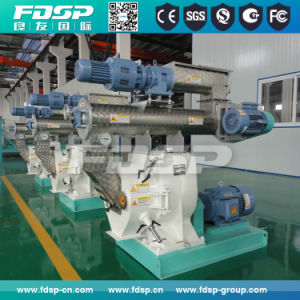 Small Animal Feed Pelletizer Machine for Feed Pellet Production Set pictures & photos
