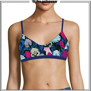 OEM Factory Custom Sports Wear Women Wholesale Sports Bra pictures & photos
