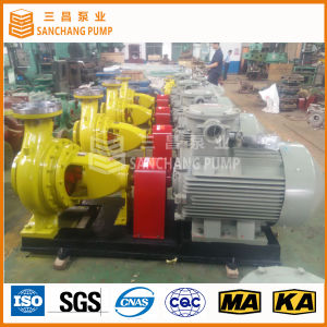 Single Stage Electric Drive Anti-Abrasion Chemical Pump pictures & photos