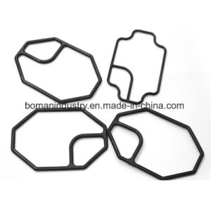 EPDM FPM HNBR Gasket Customize Rubber Gasket in Rubber Material pictures & photos