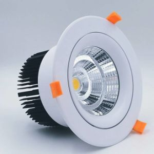 Recessed LED Ceiling Lighting 60W Epistar COB LED  Downlight pictures & photos