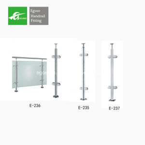 316 304 Stainless Steel Cable Railing/ Glass Railing pictures & photos