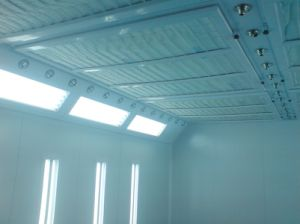 Good Painting Effect Spray Paint Booth with Ce pictures & photos