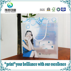 Printing Luxury Carrier Paper Gift Packaging Promotional Bags pictures & photos