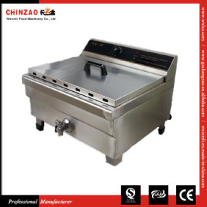 Commercial Restaurant Large Capacity Electric Deep Fryer Dzl-26b pictures & photos