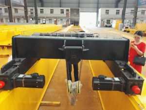 Vanbon Double Girder Overhead Crane pictures & photos