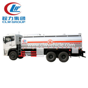 6X2 Drive Model 25000ltrs Heavy Fuel Oil Tanker Truck pictures & photos