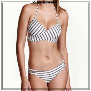 New Designs Fashion Printed Swimswim Lady′s Sexy Bikini pictures & photos