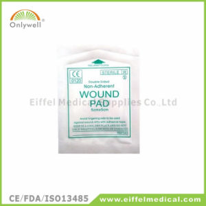 Non-Adherent Medical Emergency First Aid Wound Pad pictures & photos