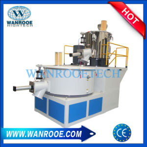 Plastic Raw Material High Speed Mixer Machine pictures & photos