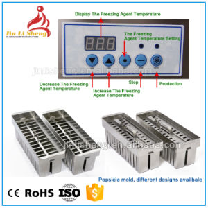 Daily Production up to 3800 Pops Ice Cream Popsicle Making Machine pictures & photos