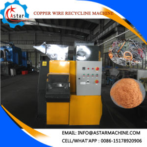 New Generation Ast-800 Copper Cable Granulator pictures & photos