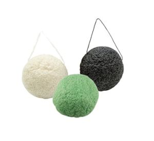 Soft Puff Cleansing Exfoliator Natural Konjac Facial Sponge pictures & photos