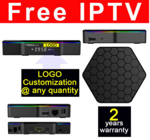 Custom Made Free IPTV Streaming Android TV Box S912 Octa Core T95zplus 2GB/16GB pictures & photos