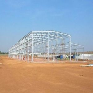 Steel Structure / Profile Steel / H Beam (XGZ-6) pictures & photos