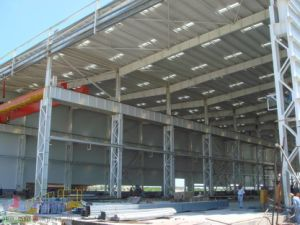 Hot Dipped Galvanized Steel Structure - 3