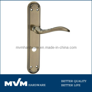 Door Handles on Plate (A1238S006) pictures & photos